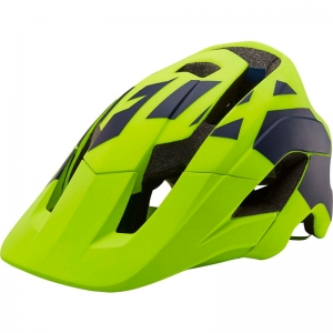 Casca MTB Fox Metah Thresh Helmet (Black/Yellow) - (Fox)