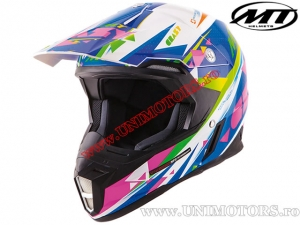 Casca MX enduro / cross - Synchrony Crazy - (MT)
