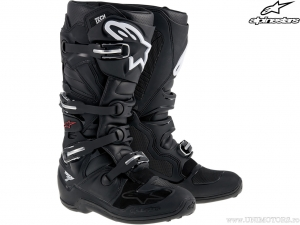 Cizme enduro / cross Tech 7 (negru) - Alpinestars