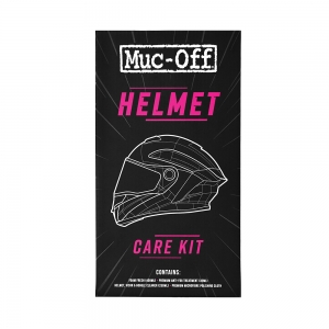 Kit ingrijire casca moto - Muc-Off - Oxford