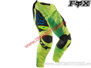 Pantaloni enduro / cross - FOX Racing 180 Race Pant Green
