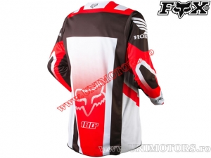 Tricou enduro / cross - FOX Racing 180 Honda Red