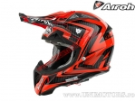 Casca Airoh Aviator 2.1 Arrow Orange 2015 - (Airoh)
