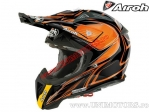 Casca Airoh Aviator 2.1 Linear Orange 2014 - (Airoh)