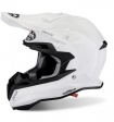 Casca Airoh Terminator 2.1 S Color White Gloss - (Airoh)