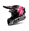 Casca Airoh Twist Iron Pink Gloss - (Airoh)