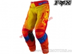 Pantaloni enduro / cross - FOX Racing 180 Imperial Pant Red/Yellow