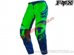 Pantaloni enduro / cross - FOX Racing 180 Race Pant Blue/Green