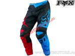 Pantaloni enduro / cross - FOX Racing 180 Race Pant Blue/Red