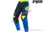 Pantaloni enduro / cross - FOX Racing 180 Race Pant Blue/Yellow