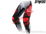 Pantaloni enduro / cross - FOX Racing 180 Race Pant Red/Grey