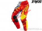 Pantaloni enduro / cross - FOX Racing 180 Radeon Pant Red/Yellow