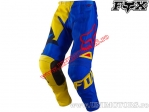 Pantaloni enduro / cross - FOX Racing 180 Vandal Pant Blue/Yellow