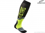 Sosete enduro / cross - Mx Plus-2 (negru/galben) - Alpinestars
