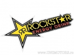 Sticker (abtibild) - Rockstar Energy Drink 120x60mm