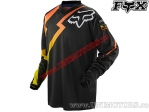 Tricou enduro / cross - FOX Racing HC Proverb Jersey Black/Orange