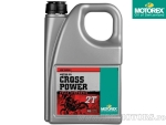 Ulei amestec Motorex Cross Power 2T - 4L